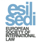 European Society of International Law | Société européenne de droit international